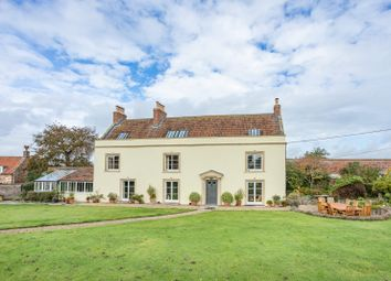 Thumbnail 6 bed detached house for sale in Upper Coxley, Wells