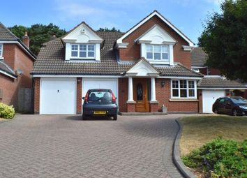 Thumbnail 4 bed detached house for sale in Baden Powell Close, Off Park Gate Road, Cannock Wood, Staffordshire