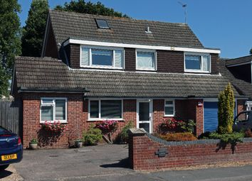 Thumbnail 4 bedroom detached house for sale in Padnell Road, Cowplain, Waterlooville