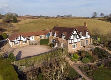 Thumbnail 5 bed detached house for sale in Milson, Kidderminster, Worcestershire