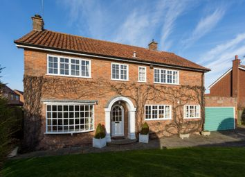 Thumbnail 4 bed detached house for sale in The Gowans, Sutton-On-The-Forest, York