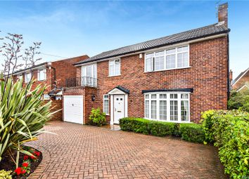 Thumbnail 4 bedroom detached house for sale in Knoll Road, Bexley Village, Kent