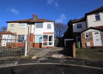Thumbnail 2 bedroom semi-detached house for sale in Sandileigh Avenue, Stockport, Cheshire