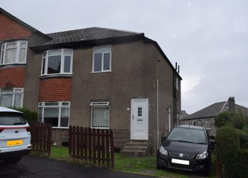Thumbnail 3 bed flat for sale in 26 Renshaw Drive, Hillington, Glasgow