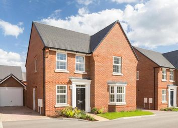Thumbnail 4 bed detached house for sale in Dunbar Way, Ashby-De-La-Zouch