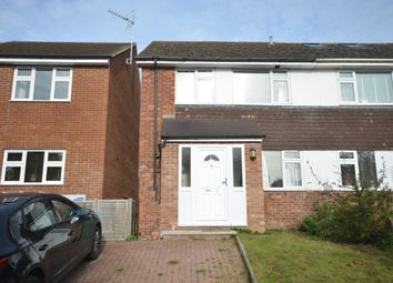 Thumbnail 3 bed property to rent in Greenway, Great Horwood, Buckinghamshire