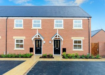 Thumbnail 3 bedroom terraced house for sale in Clover Gardens, Newark