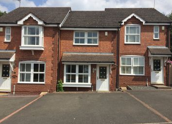 Thumbnail 2 bed terraced house to rent in Great Hockings Lane, Webheath, Redditch