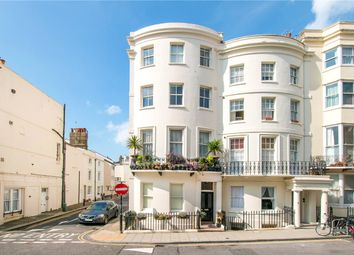 Thumbnail 3 bedroom maisonette for sale in Waterloo Street, Hove, East Sussex