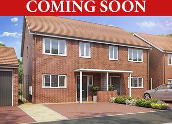 Thumbnail 3 bed semi-detached house for sale in Coming Soon, Perry Common, Birmingham