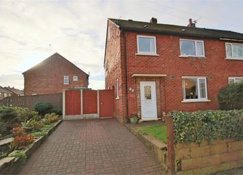 Thumbnail 3 bed semi-detached house for sale in 28 Royal Drive, Leigh, Lancashire