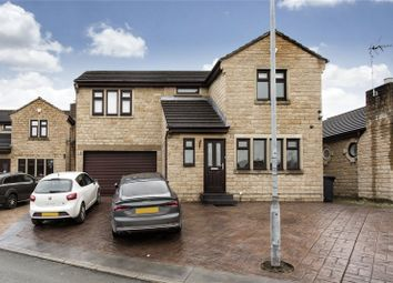 Thumbnail 4 bed detached house for sale in Lodge Farm Close, Dewsbury, West Yorkshire