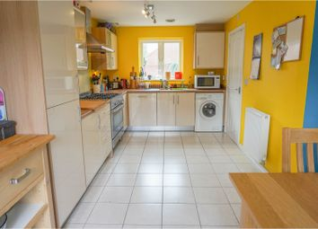 Thumbnail 4 bed town house for sale in Winchcombe Meadows, Oakridge Park