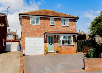 Thumbnail 4 bed detached house for sale in Northfield Road, Driffield