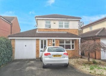 Thumbnail 3 bed detached house for sale in Kirkland Drive, Chiwell, Nottingham