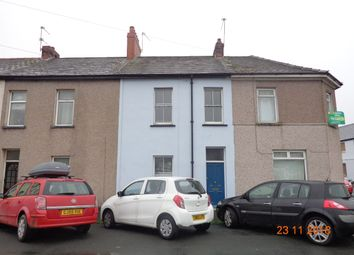 Thumbnail 3 bed terraced house to rent in South Market Street, Newport
