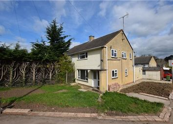 Thumbnail 3 bed semi-detached house for sale in Castlefields Road, Charlton Kings, Cheltenham, Gloucestershire