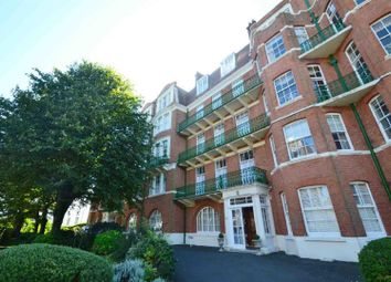 Thumbnail 4 bedroom flat for sale in Hartington Place, Eastbourne