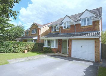 Thumbnail 4 bed detached house for sale in Hambrook Hill South, Hambrook, West Sussex