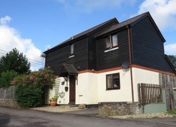 Thumbnail 3 bedroom detached house for sale in Bramley Way, Ashill, Cullompton