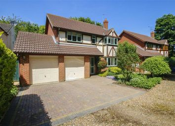Thumbnail 4 bed detached house for sale in Wylie End, Bradville, Milton Keynes
