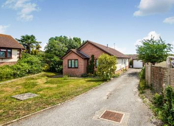 Nightingale Drive, Weymouth DT3. 2 bed detached bungalow