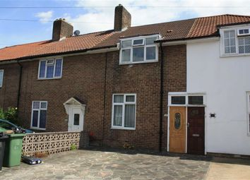Thumbnail 2 bed terraced house to rent in Roundtable Road, Downham, Bromley