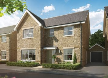 Thumbnail 4 bed detached house for sale in Old Guildford Road, Broadbridge Heath, Horsham