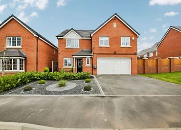 Thumbnail 5 bed detached house for sale in 31 Rosebay Gardens, Standish, Wigan