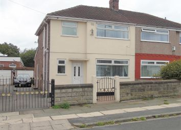 Thumbnail 3 bed semi-detached house for sale in Sandiways Avenue, Bootle