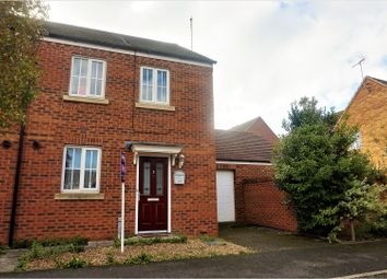 Thumbnail 2 bed end terrace house for sale in Deer Valley Road, Peterborough