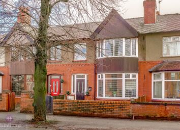 3 bed terraced house for sale in Holden Road, Leigh, Greater Manchester. WN7