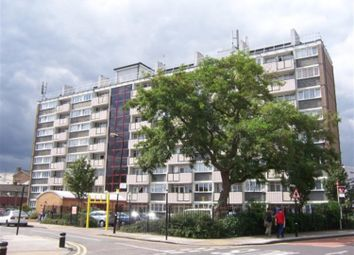 Thumbnail 2 bed flat for sale in Comyns Close, Canning Town, London