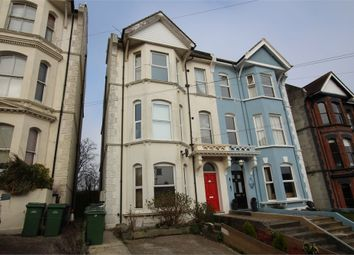 Thumbnail 1 bed flat to rent in Priory Avenue, Hastings, East Sussex