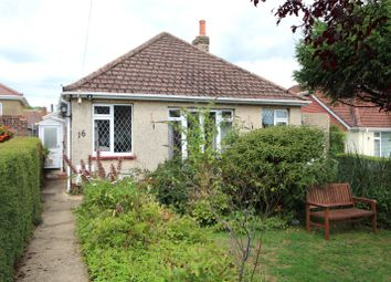 Thumbnail 2 bed bungalow for sale in Downside Avenue, Findon Valley, Worthing, West Sussex