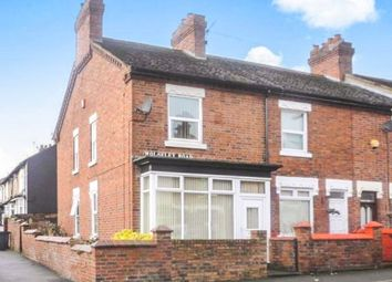 Thumbnail 2 bed terraced house for sale in Wolseley Road, Stoke-On-Trent