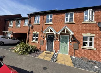 Thumbnail 2 bed town house for sale in East Street, Warsop Vale, Mansfield