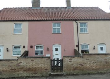 Thumbnail 1 bed terraced house to rent in High Street, Hilgay