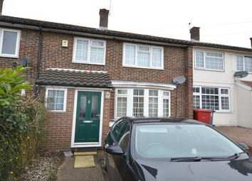 Thumbnail 3 bed terraced house to rent in Long Readings Lane, Slough