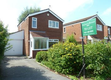Thumbnail 3 bedroom detached house to rent in Rushton Drive, Bramhall, Stockport