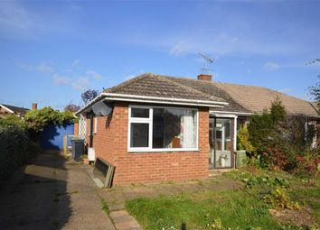 Thumbnail 2 bed bungalow for sale in Dovedale, North Hykeham, Lincoln