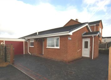 Thumbnail 3 bedroom detached bungalow to rent in Pentre Halkyn, Holywell, 8Hp.