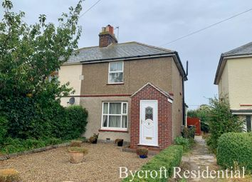 Thumbnail 3 bed semi-detached house for sale in Church Road, Repps With Bastwick, Great Yarmouth