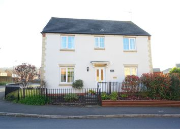 Thumbnail 4 bed detached house for sale in Lily Way, Rogerstone, Newport