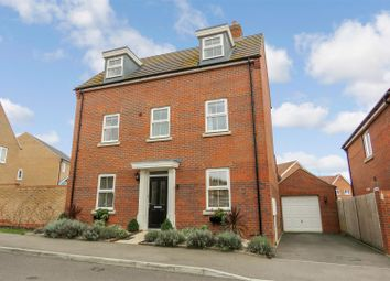 Thumbnail 3 bed detached house for sale in Poppyfields, Gamlingay, Sandy