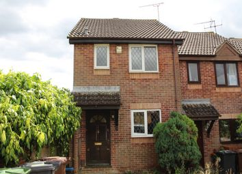 Thumbnail 2 bed end terrace house to rent in Sawtry Way, Borehamwood