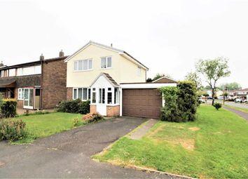Thumbnail 3 bed detached house for sale in Oakham Road, Oakham, Tividale