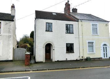 Thumbnail 3 bed semi-detached house for sale in Church Lane, Whitwick, Leicestershire