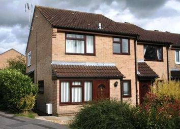 Thumbnail 1 bed semi-detached house to rent in Weavers Crofts, Melksham