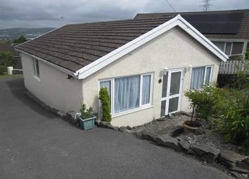Thumbnail 3 bedroom detached bungalow for sale in Heol Cae Glas, Llansamlet, Swansea